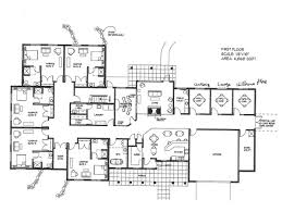large house floor plans big home blueprints open floor plans from houseplans house