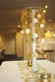 Gold Table Centerpieces by 95 Best White And Gold Images On Pinterest Gold Centerpieces