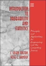 introduction to probability and statistics principles and
