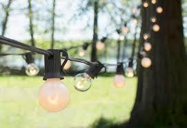 globe string lights brown wire duet globe string lights 100ft c7 brown wire g30 bulb pearl clear