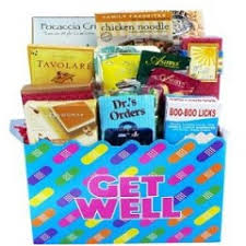 get better soon care package get well soon band aid care package gift box gift ideas