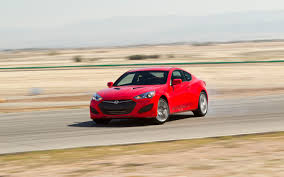 hyundai supercar 2013 hyundai genesis coupe 2 0t r spec first test motor trend