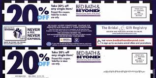 Bed Bath Beyond Hold On To Your Beloved Bed Bath U0026 Beyond Coupons While They Still