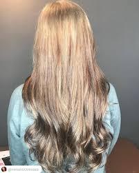 balayage hair que es se llama balayage inverso y es la técnica perfecta para las que no