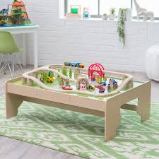 Brio Train Table Set Kidkraft Waterfall Mountain Train Table And Train Set 17850