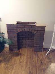 Brick Laminate Flooring If You U0027re Going To Make It You Better Fake It Diy Fake Brick