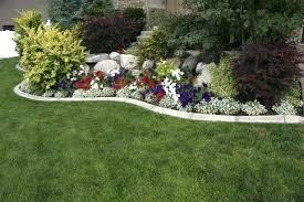 Garden Boarder Ideas Walmart Garden Border Flower Bed Border Ideas Garden Trends Cheap