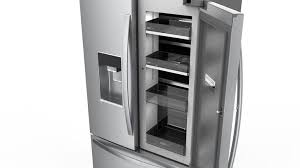 Whirlpool Black French Door Refrigerator - whirlpool refrigerator reviews cnet