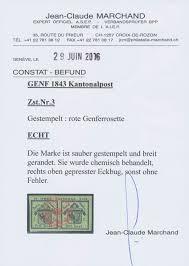 Sié E Croix Christoph Gärtner Philatelic Sale 0418 Page 28
