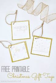 free christmas gift tags 8 printable designs classy clutter