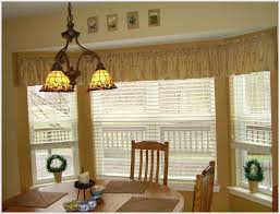 kitchen bay window curtain ideas best of window treatments for bay in kitchen saomcco curtains