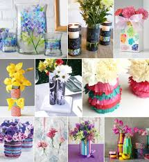 Creative Flower Vases 35 Creative Diy Flower Vase Ideas For Your Home