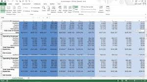 Windows Spreadsheet How To Split The Excel 2013 Worksheet Into Windows For Dummies