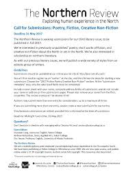 Poetry Submission Cover Letter Literary Roundup Feb 17 March 2 2017 49 Writers Inc