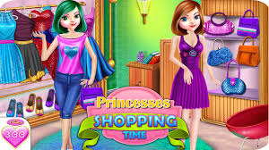 dress up princess shopping day android apps on google play