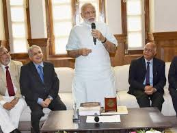 Allahabad High Court Lucknow Bench Judges West Up Bench Issue Will Not Disappoint You Pm Tells Lawyers Of
