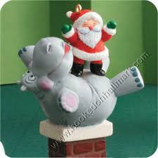 2008 i want a hippopotamus for hallmark ornament at
