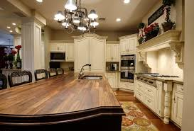 Large Kitchen Island Designs Large Kitchen Island Design For Custom Luxury Kitchen Island