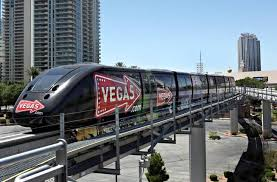 las vegas light rail las vegas monorail system transportation urban planning city