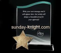 customized plaques with photo acrylic manufacturers china customized acrylic plaques and awards