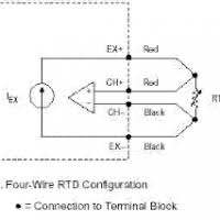 rtd 3 wire connection all wiring diagram and wire schematics