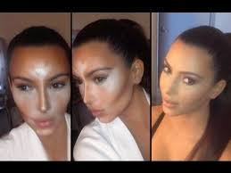 how to contour and highlight with cream foundation makeup for beginners you