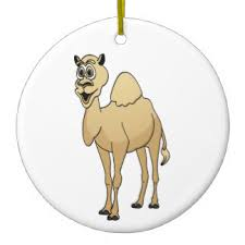 camel ornaments keepsake ornaments zazzle