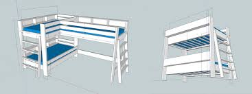 how to make bunk beds part 1 i like to make stuff