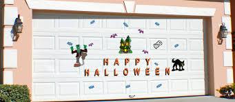 garage door halloween decorations halloween garage door decorations decorations halloween garage