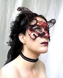skin mask halloween devil masquerade mask by gringrimaceandsqueak on deviantart