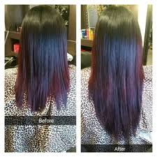 So Cap Hair Extensions Before And After by I Tip Fusion Hair Extensions Perfect Locks