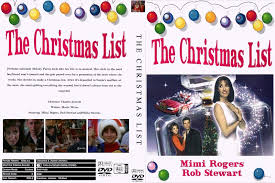 christmas list dvd dvd boulevard the christmas list 1997 starring mimi rogers