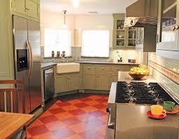 Best Flooring With Dogs Best Kitchen Flooring With Oak Cabinets U2013 Home Design Ideas Rock