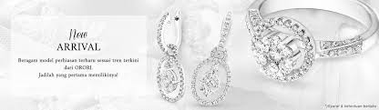 orori jewellery koleksi perhiasan emas dan berlian terbaru orori