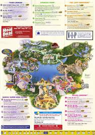 Universal Orlando Maps by Universal U0027s Islands Of Adventure Guidemaps 2010 2001 Page 2