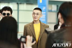 you won u0027t believe yoo ah in u0027s new hairstyle for chicago typewriter