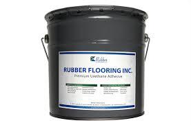 polyurethane adhesive rubber flooring adhesive