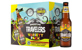 travelers beer images Traveler beer company introduces aloha traveler pineapple shandy jpg