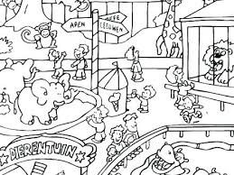 zoo coloring pages preschool zoo coloring pages printable free coloring page