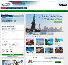 Capital One Venture Business Credit Card How To Book An Award With Capital One Venture Miles