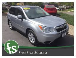 red subaru forester 2015 featured used cars norwich new york area dealership
