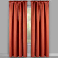 84 u201d truman spice thermal shield window curtains set of 2