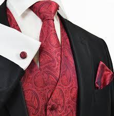 mens vests tuxedo vests with necktie wedding vests for men
