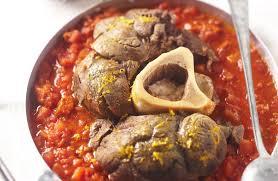 cuisiner jarret de boeuf jarret de bœuf façon osso bucco à l orange et à la tomate recettes