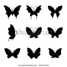butterfly vector stock vector 107061185