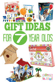 gifts for 7 year olds year 7 year olds and birthday ideas