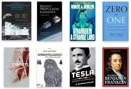 biography book elon musk what does elon musk read what are some key books that have