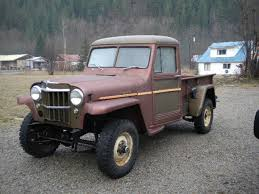 are jeeps considered trucks about willys jeep truck jeep specs and history