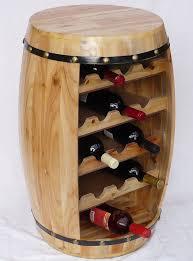 etagere pour vernis casier à vin tonneau à vin tonneau en bois h 70cm nr 0371 porte