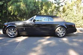 2008 Rolls Royce Phantom Drophead Coupe Stunning As New Condition